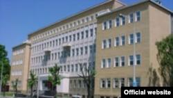 Sedište Specijalnog suda i Tužilaštva za ratne zločine