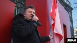 Геннадій Балашов, голова партії «5.10», листопад 2016 року