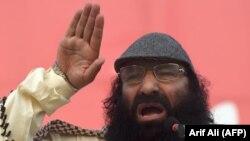 """Hizbul Mujahideen"" guramasynyň lideri Syed Salahuddin"