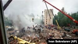 Теракт в августе 1999 года в Москве