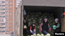 """Россия расмийлари тожик мигрантларига қарши """"ов"""" якунига етганини билдирмоқда."""