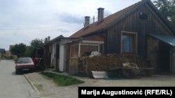 Izbjeglički centar u okolini Travnika