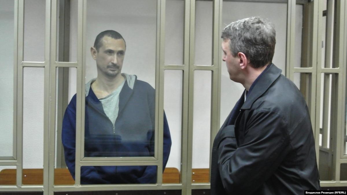 Российская прокуратура просит 9 лет колонии для левого активиста из Крыма