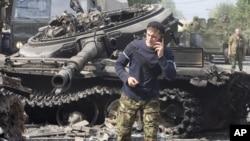 Анатолий Баранкевич: Там не только мной подбитый танк был, ребята уничтожали тоже, и говорить только обо мне, это как-то несолидно