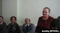 Рәсимә Дюкина татарлар тормышы турында сөйли