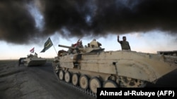 Forcat irakiane, foto nga arkivi