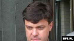 Олег Тягнибок, лідер радикального ВО «Свобода».