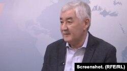 Амиржан Косанов.