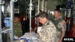 Українська медична допомога в Афганістані (Фото Сергія Мороза)