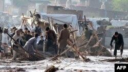 Наводнение в Пакистане в апреле 2016 года