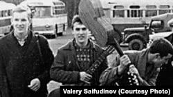 Валерій Сайфудінов, Сигулда, Латвія, 1963 рік