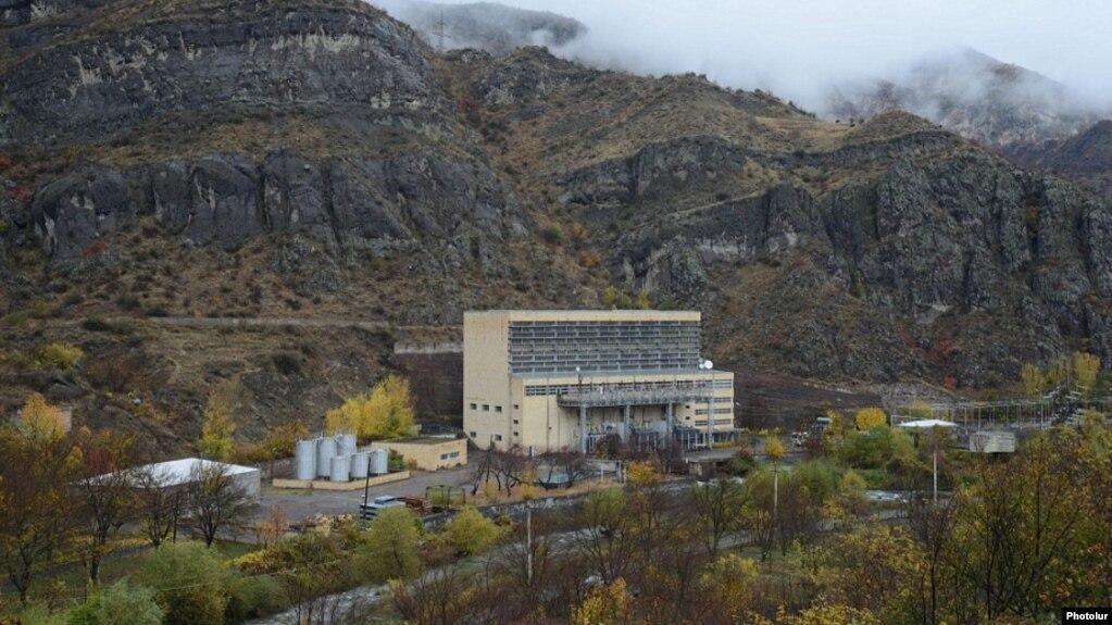 В 2018 г Воротанский каскад ГЭС начнёт ремонт турбин и генераторов