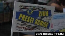 Ziua presei scrise la Poşta Moldovei, 19 ianuarie 2013