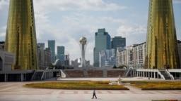 Центр казахстанской столицы