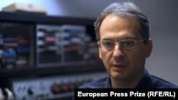 Христо Грозев спечели през май 2019 г. престижната награда European Press Prize