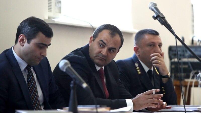 В предъявленном Роберту Кочаряну обвинении выявлена преступная схема - прокурор