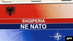 Страна орлов станет 27-м членом НАТО. На площади Матери Терезы в Тиране