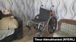 Инвалидная коляска, иллюстративное фото