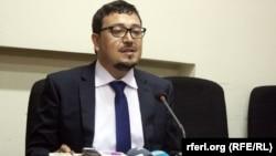 مسافر قوقندی سخنگوی وزارت تجارت و صنایع افغانستان