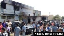 Теракт в Ираке.