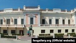 Картинна галерея Айвазовського у Феодосії (архівне фото)