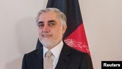 د افغانستان ملي وحدت حکومت اجرائیه رئیس عبدالله عبدالله