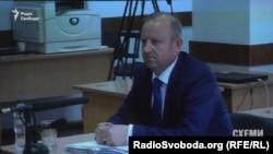Заступник голови Апеляційного суду Київської області Микола Яворський
