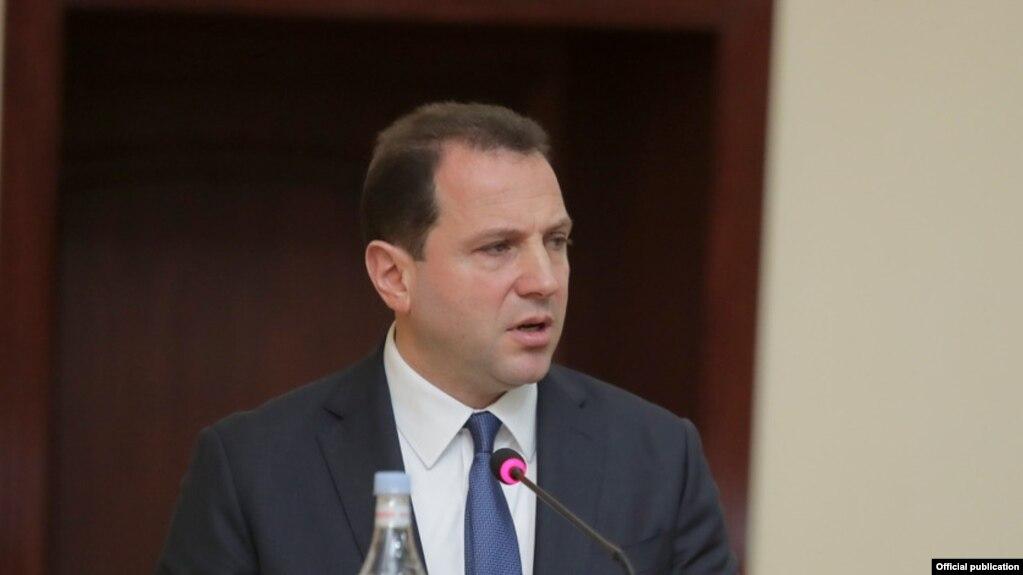 Давид Тоноян встретился в США с руководством офиса ООН по координации гуманитарных дел