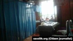 Сельская поликлиника в Кургантепинском районе Андижанской области.