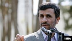 محمود احمدینژاد؛ رئیس جمهور ایران