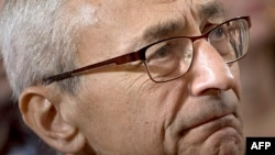 "John Podesta, chairman of Democratic candidate Hillary Clinton's campaign, said U.S. electors have a ""solemn responsibility"" to investigate claims of Russian meddling in the election."