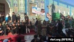 Під час відзначення шиїтського свята «Ашура» у провінції Балх, Афганістан, 12 жовтня 2016 року