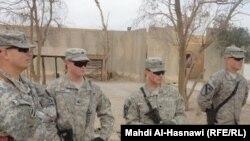 Американские солдаты в Ираке. Иллюстративное фото.