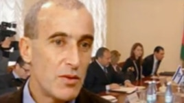 Michael Lotem, Israel's ambassador to Azerbaijan, was the target of an assassination plot, according to Azerbaijani officials.