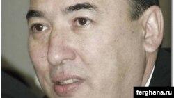 Uzbekistan -- Uzbek prosecutor Alisher Sharafutdinov, undated