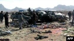 والی قندهار گفته است که اين انفجار خونين ترين حمله انتحاری از زمان سقوط طالبان در سال ۲۰۰۱ بوده است.( عکس: AFP)