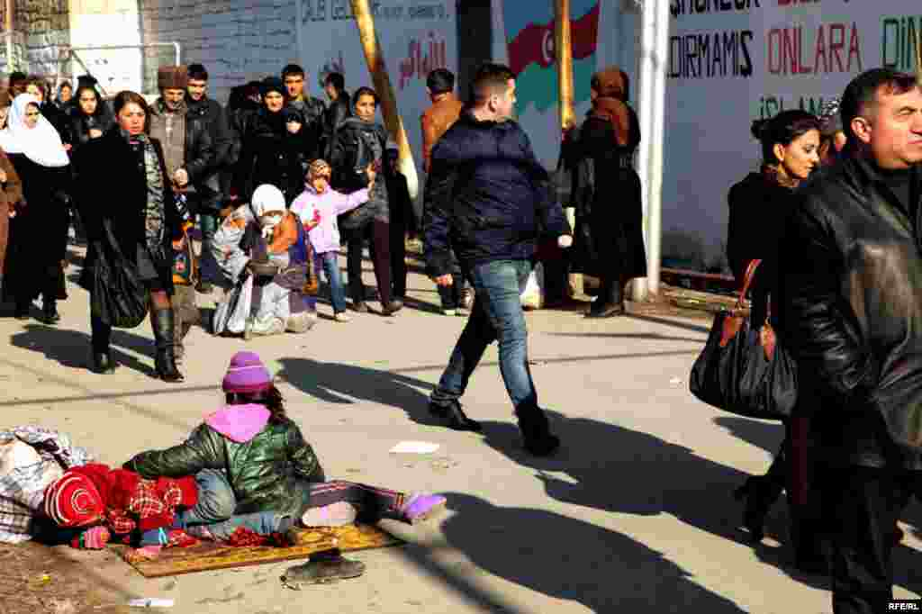 Marking Ashura In Azerbaijan #23