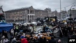 Киев, 25 февраля