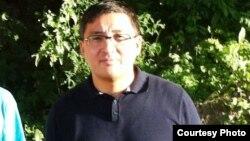 Заң ғылымдарының докторы Қуат Рахымбердин.