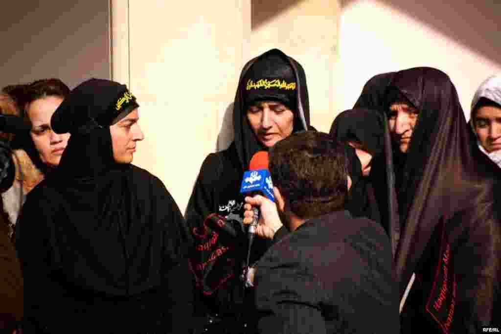 Marking Ashura In Azerbaijan #16