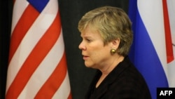 Acting Under Secretary of State Rose Gottemoeller (file photo)