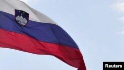 Zastava Slovenije, ilustrativna fotografija