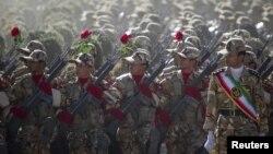 Парада на иранската армија.