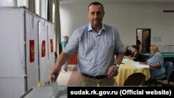 Новый вице-премьер Крыма Владимир Серов