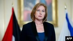 Kryenegociatorja e Izraelit, Tzipi Livni.