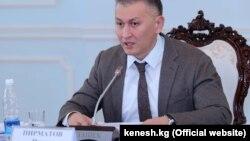 "Lawmaker Iskhaq Pirmatov, who initiated the bill: ""Criminal behavior will continue if there is no punishment."" (file photo)"