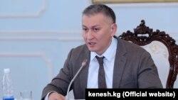 Исхак Пирматов.
