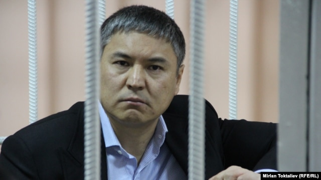 Kamchybek Kolbaev is expected to be released from jail, just 18 months after his arrest.