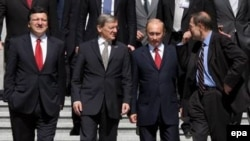 Бочаров ручей: дипломатическая разминка для четверых людей в черном