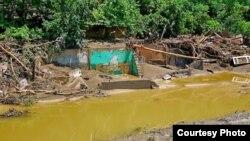 В ходе разрушительного наводнения, произошедшего в ночь на 14 июня, столице Грузии был нанесен ущерб в размере свыше 100 миллионов лари